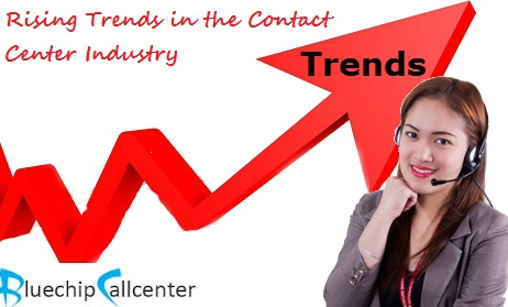 Rising trends of customer contact centers